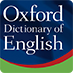 Het Oxford English Dictionary-logo
