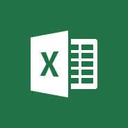 the Excel logo