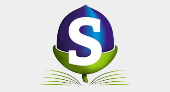 click on this Image of the Sandymoor School crest to view their showcase story