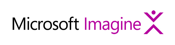 Microsoft Imagine logo.